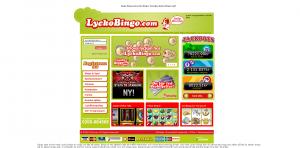 Lycko Bingo - Svensk Bingosida med stor Bonus!