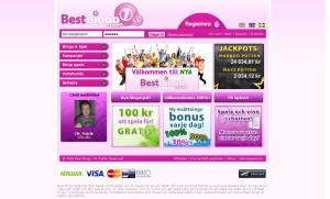 Best Bingo - Bingo Spel online med Best Bingo - Gratis bingo pengar!