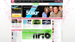 AhaBingo - Nya Medlemmar Får 50 Kr Att Spela Bingo För
