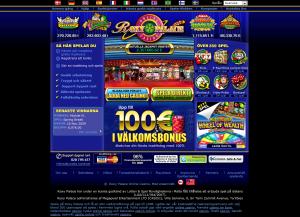 Roxy Palace - Online Casino