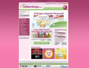 Caliberbingo - Bra Bingosajt
