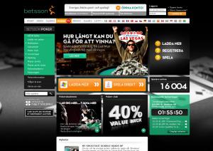 Spela Poker Online Hos Betsson