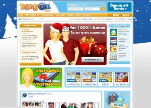 Bingon.com - Fantastiska Erbjudanden I December