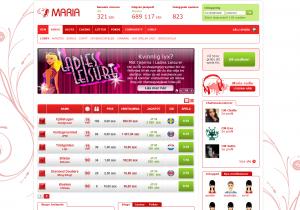 MariaBingo - Spela Gratis Bingo