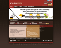 UtopiaBingo – Gratis Bingo För Alla Nya Spelare