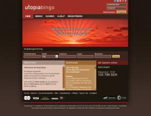 Fullspäckad Vecka På Utopiabingo