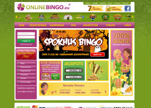 Online Bingo - Registrera Dig Och Få 50 Kr Gratis