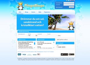 Pingobingo - Erbjudanden, Kampanjer Och Bonusar
