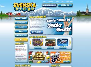 Bingo På Internet - Svenska Bingo