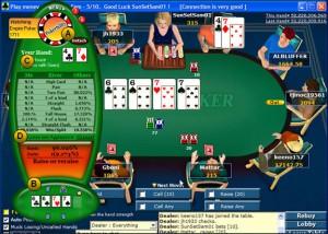 Såhär kan du spela gratis poker på nätet!
