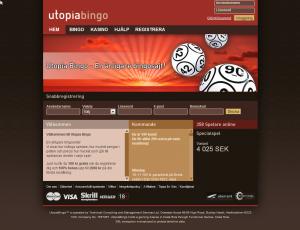 Vinn vinterkit hos Utopia Bingo