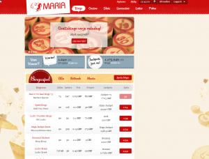 Mariabingo erbjuder gratis bingo på Måndagar!