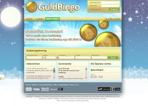 Få en stor insättningsbonus hos Guldbingo i februari - Belönas 5-dubbelt!
