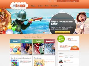 Amorbingo bjuder på gratis bingo alla Måndagar!