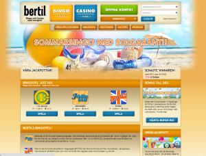 Spela hos Bertil Bingo i mobilen eller surfplattan!