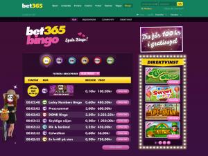 Bonuserbjudande från Bet365
