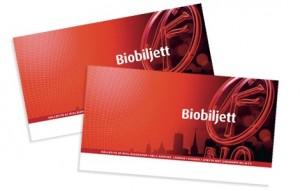 Delta i en utlottning om biobiljetter genom att registrera ett gratis bingo-konto!