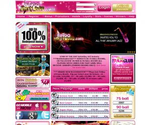 Bingo Hollywood - £15 gratis och 300% i depositbonus!