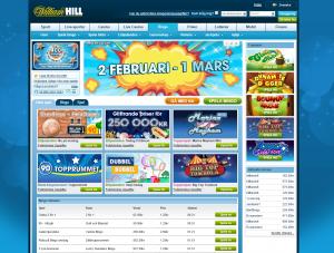 William Hill Bingo - Spela bingo för 100 kr och få 400 kr tillbaka!