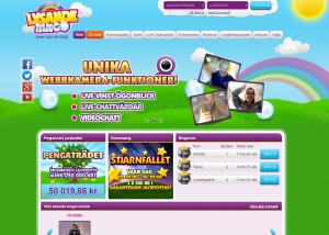 Få gratis pengar till bingospelande hos Lysande Bingo!