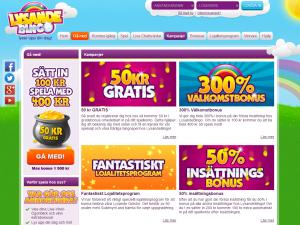 Spela gratis bingo och få även 50 kr vid registrering!