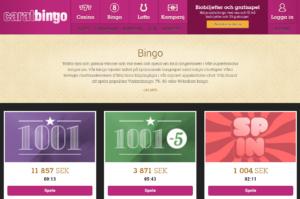 CaratBingo ger nya spelare 2 biobiljetter och 20 freespins med detta erbjudande!