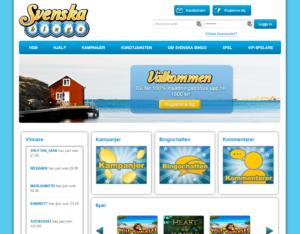 Svenska Bingo ger dig en bra välkomstbonus och gratis brickor!