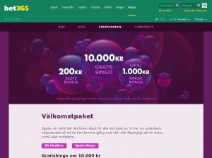 Spela gratis bingo om 10,000 kr, ingen insättning krävs!